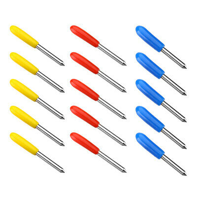 15pcs 304560for Roland Gcc Cutting Plotter Vinyl Cutter Blade Knife Us Aga