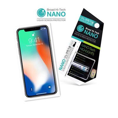 2pcs Nano Invisible Liquid Screen Protector LCD Glass Coating For All I Phone
