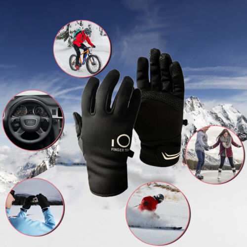 Winter Gloves Men Women Ski Snow Snowboarding Thermal Warm C