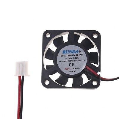 LinQ®4010S Kompakter PC/CPU-Lüfter 40mm Computer Case Fan Gehäuse
