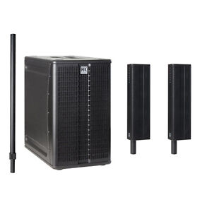 HK-Audio-Elements-E110SA-10-Active-Sub-E435-Top-Mid-High-Cabinet-E1-Pole