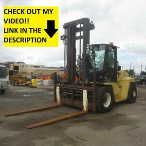 2005 YALE GDP190DB 7.5 TONNE FORKLIFT (SF181001) Kewdale Belmont Area Preview