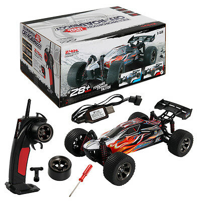 1:12 2.4G High Speed RC Off Road Car Buggy Racing Monster Truck RTR Toy New