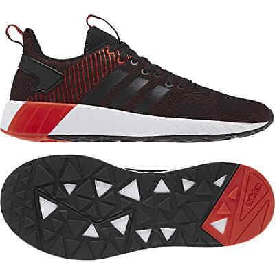 Adidas Sneaker Questar BYD black schwarz orange F35041 Sport Freizeit Turnschuhe Orange Sneaker Schuhe