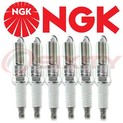 6 PCS NGK G-POWER PLATINUM ALLOY SPARK PLUGS LZTR5AGP 3381