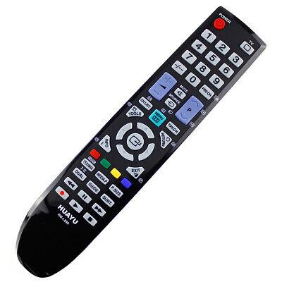 ERSATZ FERNBEDIENUNG SAMSUNG TV LE52B620R3WXZG LE52B750U1PXZG LE52B750U1WXXC