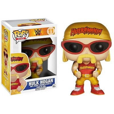 Wwe Vinyl (Hulk Hogan Hulkamania POP! WWE #11 Vinyl Figur Funko)