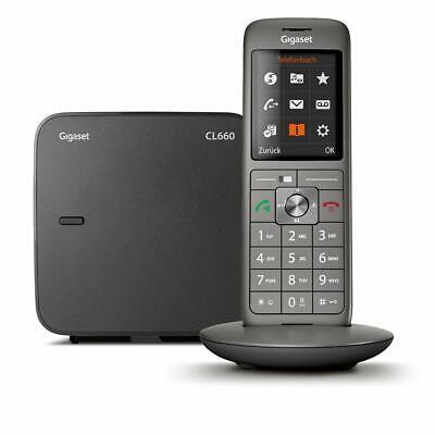Gigaset CL660 - Teléfono Inalámbrico Sin Contestador Automático - Dect Teléfono