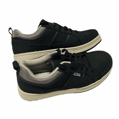 Iron Age Board Rage Leather Skate Steel Toe Industrial Shoes