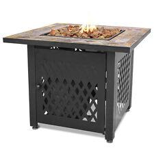 Endless Summer Decorative Slate Tile Mantel LP Gas Outdoor Fire Pit   GAD1429SP