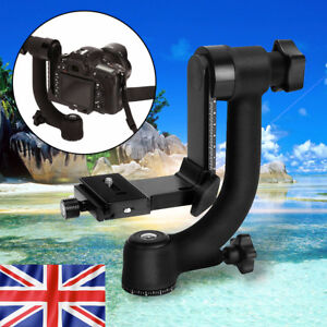 360 Degree Swivel Panoramic Gimbal Tripod Ball Head For BEIKE BK - 45 Camera