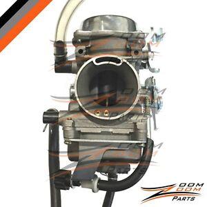 Kawasaki Kfx Carburetor Diagram
