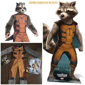 Costume Guardians of the galaxy grandeur 3/4 ans