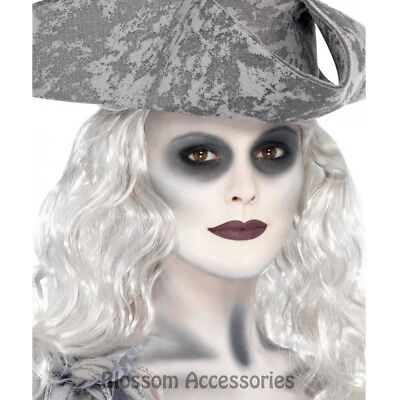 A867 Ghost Ship Face Paint Pirate Zombie Horror Halloween Costume Make Up Kit](Halloween Ghost Pirate Makeup)