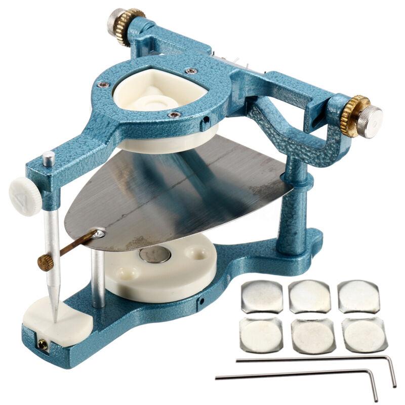 9in1 Dental Lab Big Full Mouth Adjustable Magnetic Articulator Equipment