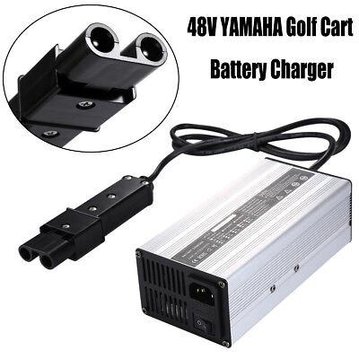 48V YAMAHA Golf Cart Battery Trickle Charger Yamaha G19 G22  SCR481717
