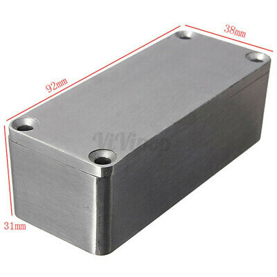 4.7 X 3.7 X 1.4 Electrical Enclosure Project Box Case Aluminum 1590bb