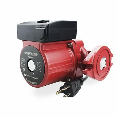 Bacoeng 115v Flange 3-speed Circulating Pump Hot Water Circulating Pump