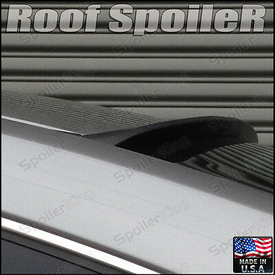 (244R) Rear Roof Window Spoiler Made in USA (Fits: Hyundai Accent 2012-2017 4d)