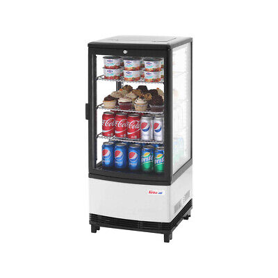 Turbo Air Crt-77-1r-n 16 Self-service Countertop Refrigerated Display Case
