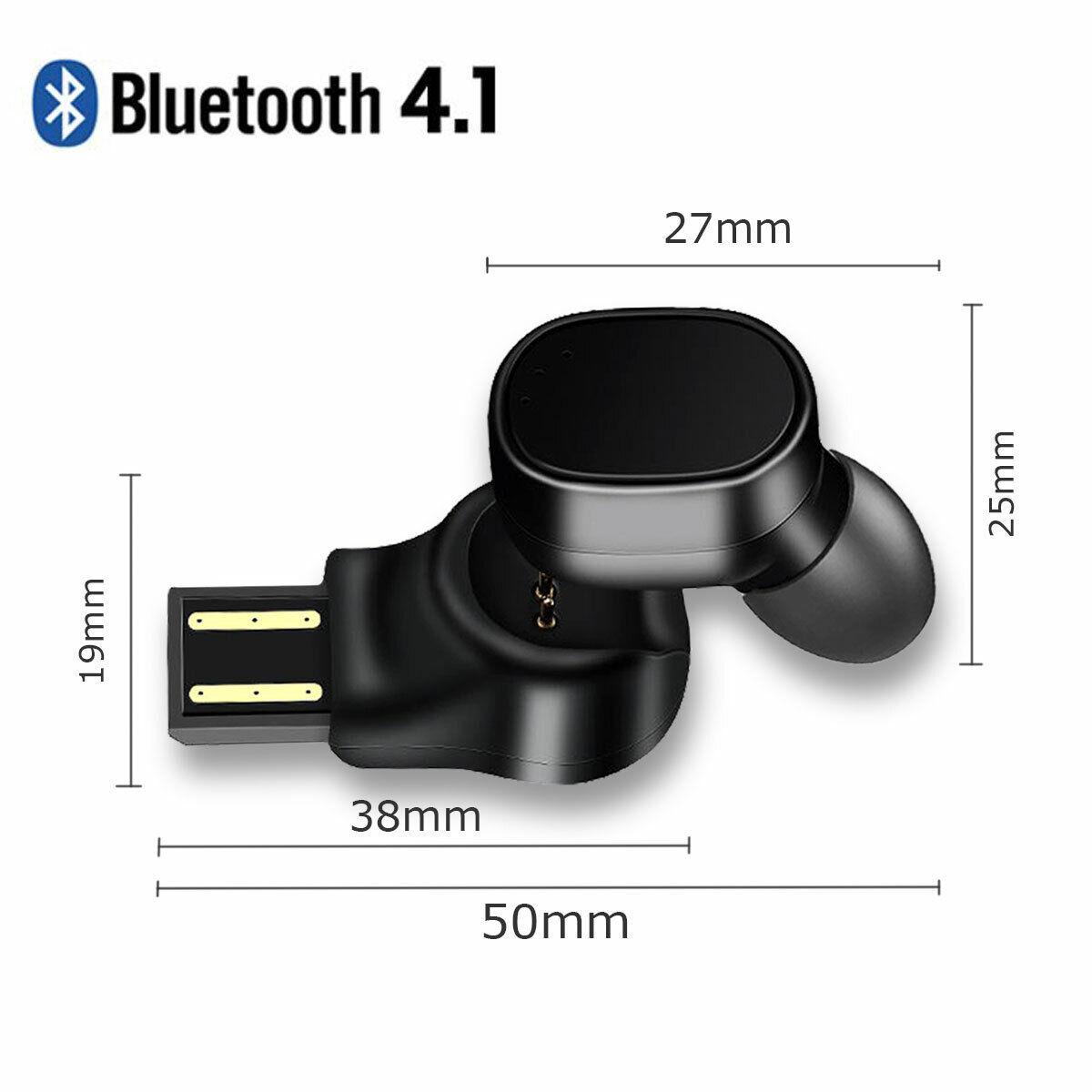 Mini Wireless Bluetooth Earbuds In-Ear Earphones For Samsung