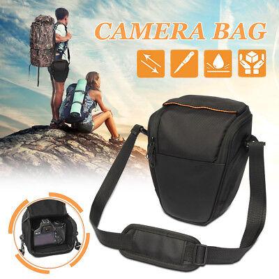 Light Digital Camera Shoulder Carrying Case Bag Handbag DSLR SLR For Nikon Canon