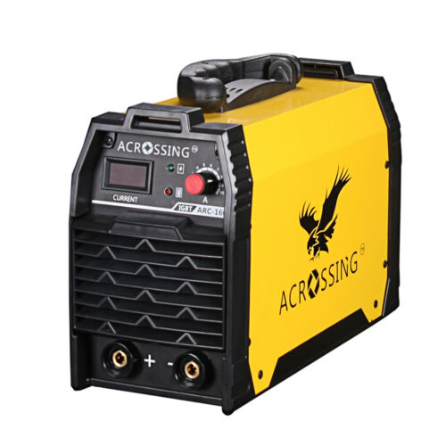 Acrossing MMA Arc 160 welder 110V & 220V Dual Voltage Welding machine