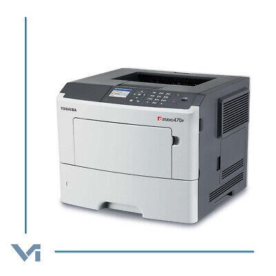 Stampante Laser Toshiba E-Studio 470P DP-4700P - A4 B/N 47PPM LAN