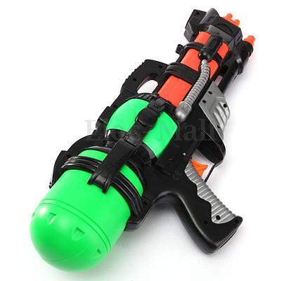 Super Soaker Sprayer Pump Action Water Gun Pistols Outdoor Beach Garden Toy New