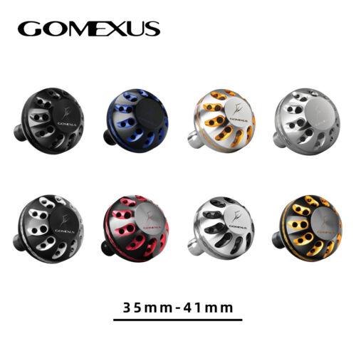Gomexus Power Knob For Shimano Daiwa Abu Garcia Penn Reel Handle 35-41mm Direct