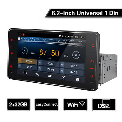 "JOYING 6.2 ""Universal Octa Core 1Din Auto Android Radio Multimedia Player GPS"
