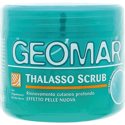 GEOMAR SCRUB 600 GR THALASSO