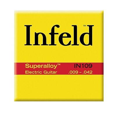 Thomastik Cuerdas Guitarra Eléctrica Infeld Superalloy Set - IN109