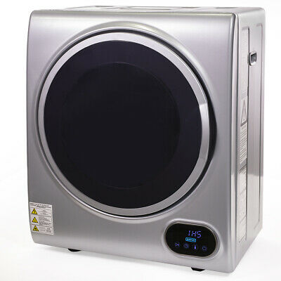 Automatic Portable Electric Clothes Digital Dryer Machine Laundry Dry w/ Timer
