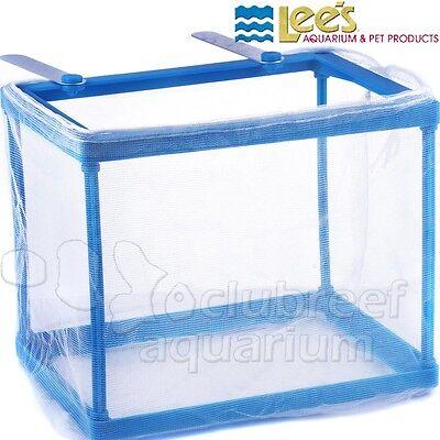 Breeding Net Aquarium Fish Fry Vigorous Bearer Breeder Isolation Box Lee's Aquarium