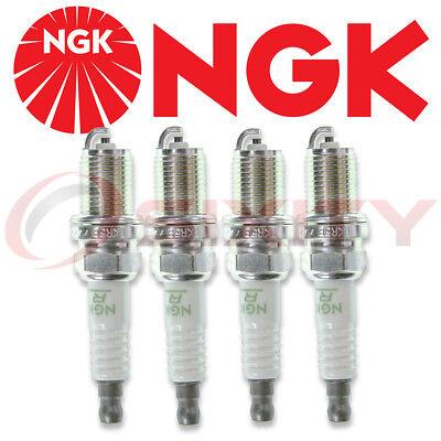 4 New NGK V-Power Performance Spark Plugs BKR5E-11 # 6953