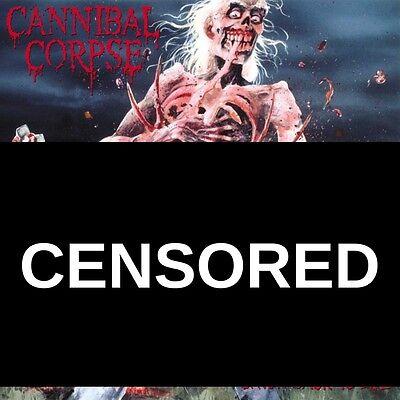 Cannibal Corpse 'Eaten Back To Life' Vinyl - NEW