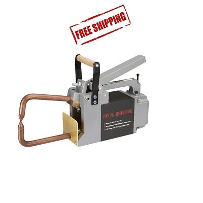 Electric Portable Spot Welder 120 Volt Weld 18 Stock 6 Tongs Air Cooled