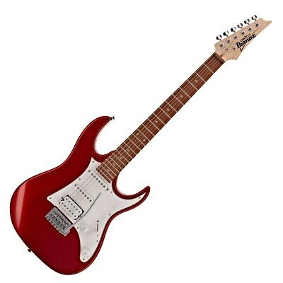 Ibanez GRX40-CA Gio Series Electric Guitar, Candy Apple Red