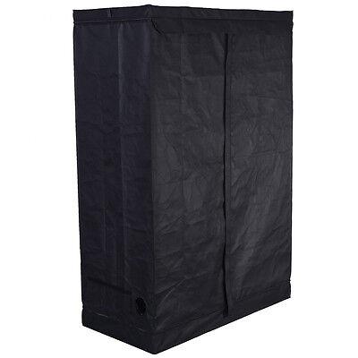 "48""x24""x72"" Indoor Grow Tent Room Reflective Mylar Hydroponic Non Toxic Hut"