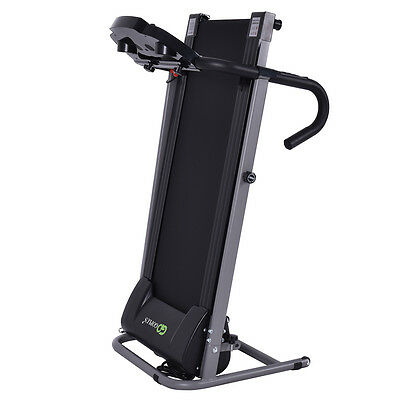 Купить Goplus - 1100W Folding Treadmill Electric Support Motorized Power Running Fitness Machine