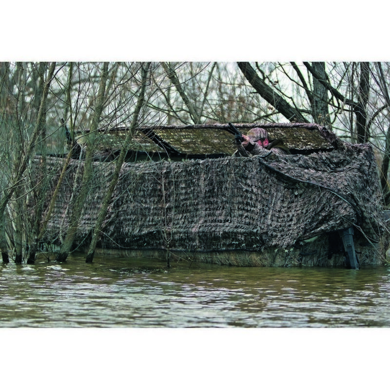 Avery Quick-Set Blind CamoNet 17 to 19 Foot Bottomland