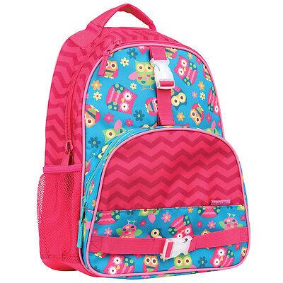 Stephen Joseph Girls All Over Print Owl Backpack   School Book Bags For Kids