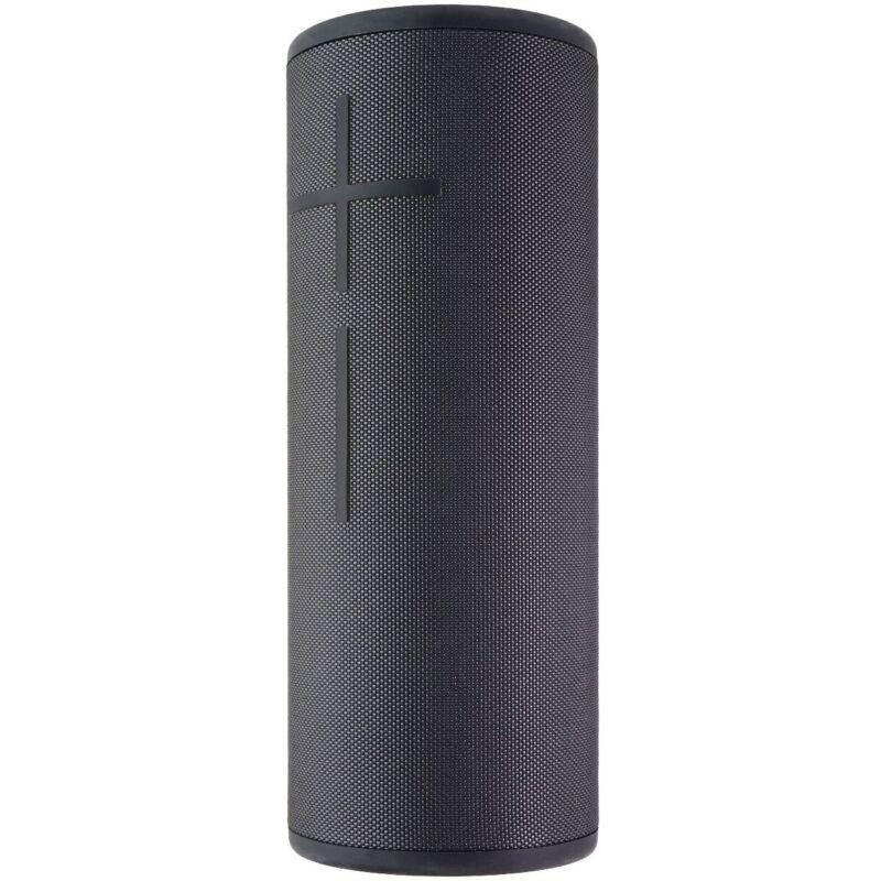 UE MEGABOOM 3 Portable Waterproof Bluetooth Speaker - Night Black / DEMO