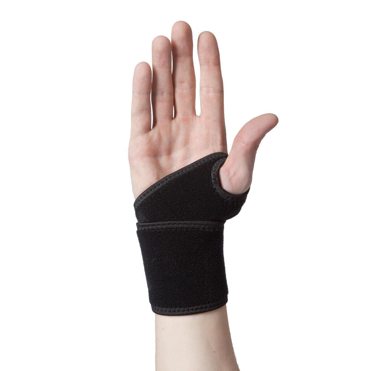 Handbandage mit Daumenschlaufe. Stabilorthese. Handgelenkschoner. Handstütze