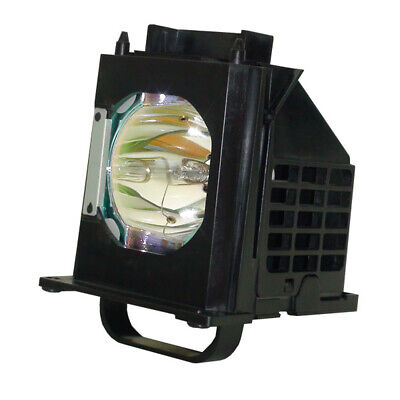 Lamp Housing For Mitsubishi WD-73737 / WD73737 Projection TV Bulb (Dlp Bulb)