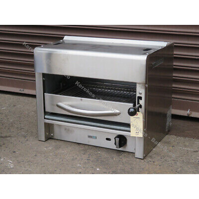 Asber Salamander Broiler Aesb-24-ng Used Excellent Condition