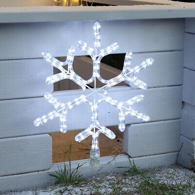 ConnectPro Connectable Outdoor LED Silhouette Lights | Garden Christmas Home ()