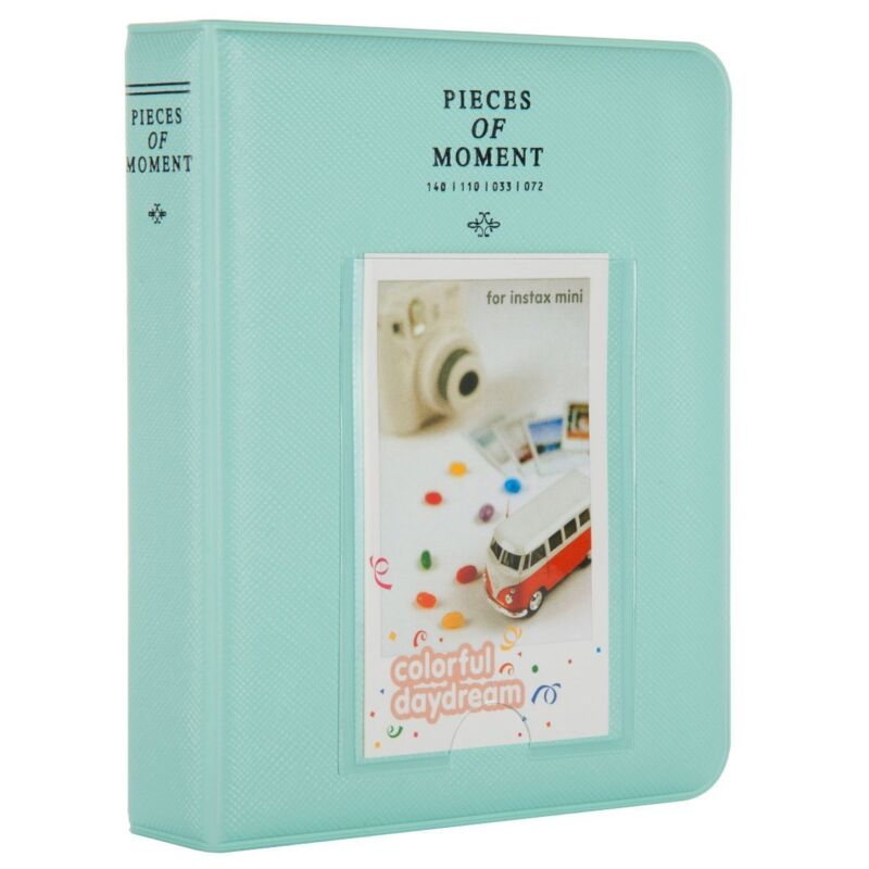 Fujifilm Instax Mini Photo Album. Polaroid Mini Pocketsize Album. 64 Pockets.