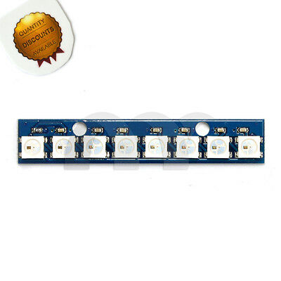 Ws2812 Ws 2811 5050 Rgb Led Driver Module Board 8-bit 5v For Arduino Modules